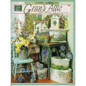 Gran's Attic Front Cover by Ros Stallcup