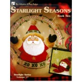 Starlight Seasons Book 2 Front Cover by Bev Johnston & Pam Tyriver
