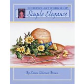 Simple Elegance Front Cover by Susan Scheewe-Brown