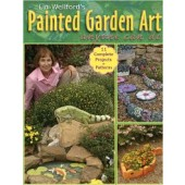 Painted Garden Art