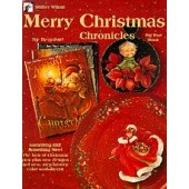 Merry Christmas Chronicles Big Red Book by Shirley Wilson
