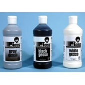 Bob Ross Black Gesso, 16 oz.
