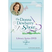 One Stroke Painting and One Stitch Sewing Techniques, Library Series DVD - Season 2