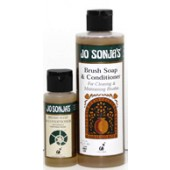 Jo Sonja Brush Soap and Conditioner