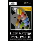6 x 9 in Grey Matters Paper Palette, 30 sheets