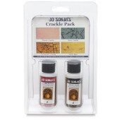 Jo Sonja Crackle Pack, 2 - 2 oz Bottles