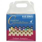 Jo Sonja 12 - 20ml Creative Possibilities Sampler