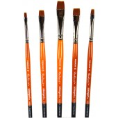 KingArt Radiant 6450 Series Chisel Blenders
