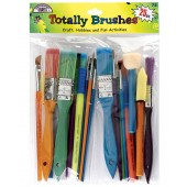 25 Piece Totally Brushes Set