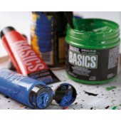Liquitex Basics Acrylic Colors, 4 oz.