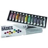 Liquitex Acrylic Set, 12 x 22ml tubes