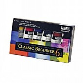 Liquitex Classic Beginner Heavy Body Acrylic Set