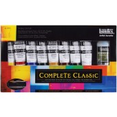 Liquitex Complete Classic Heavy Body Acrylic Set