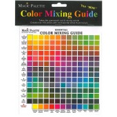 "The ""Mini"" Color Mixing Guide"