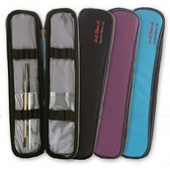Ocean Blue, Slim Jim Brush Case, Just Stow-it