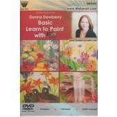 Donna Dewberry Basic Learn to Paint with wOil DVD
