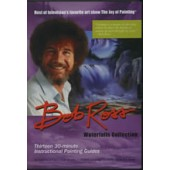Waterfalls Collection - Bob Ross 3-Disk DVD Set
