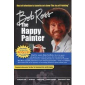 Bob Ross: The Happy Painter Docu-Story DVD