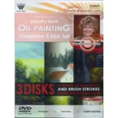 Dorothy Dent Getting Started Oil Painting and Still Life Front Cover