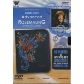 Advanced Rosemaling in Oils, 1 Hour DVD