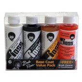 Bob Ross Base Coat Value Pack , 4-4oz Bottles