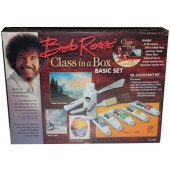 Bob Ross Class-in-a-Box Paint Set