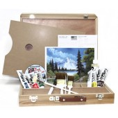 Bob Ross Deluxe Master Paint Set
