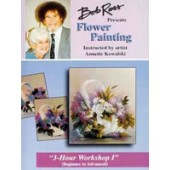 Bob Ross Floral Painting 3 Hr Workshop 1