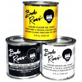 8 oz. Bob Ross Liquid Oil Painting Basecoats, 3 Pack