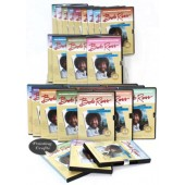 The Joy of Painting - Series 1 thru 31, Bob Ross DVD Library