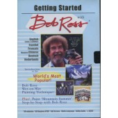 1 Hour Bob Ross Getting Started DVD