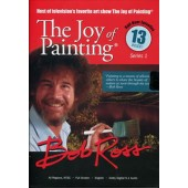 The Joy of Painting-Series 1, 3 Bob Ross DVD Set