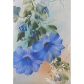 Bob Ross Floral Packet - Blue Morning