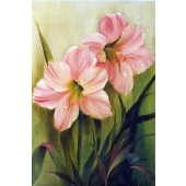 Bob Ross Floral Packet - Amaryllis