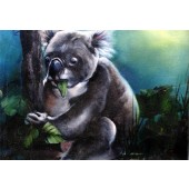 Bob Ross Wildlife Packet - Hungry Koala