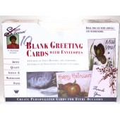 Susan Scheewe Watercolor Paper Greeting Cards
