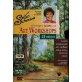 Susan Scheewe Art Workshop Series 11A, 3 DVD Set Front Cover