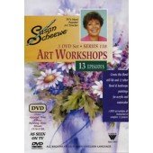 Susan Scheewe Art Workshop Series 11B, 3 DVD Set Front Cover