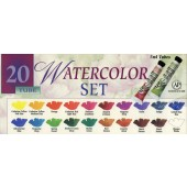 Susan Scheewe 20 tube Watercolor Set