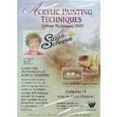 Susan Scheewe Acrylic Painting Techniques - 2 Hour DVD