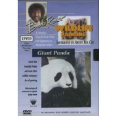Wildlife Painting - Giant Panda, Bob Ross DVD