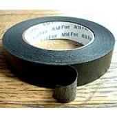1 inch x 60 yds Black Artist Tape