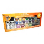 32 Color Enamel Value Pack, Plaid FolkArt