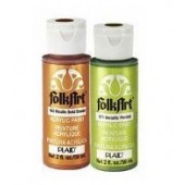 Plaid Folk Art 2 oz Metallic Acrylic Paint