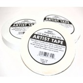 ProArt White Artist Tape - 1/2 inch x 60 yards