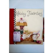 Holiday Favorites Recipe Book Packet