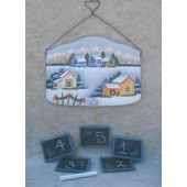 Countdown to Christmas Tavern Board Packet