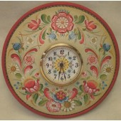 Os Plate Clock, Gayle Oram Packet