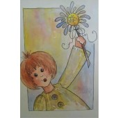 A Flower For You! Watercolor Card Packet