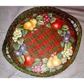 Della Robbia Fruit Wreath Pattern Packet